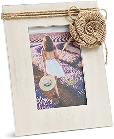 Sage Green 4 x 6 Distressed Handmade Picture Frame Plum /& Cranberry