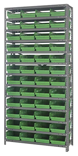(Quantum Storage Systems 1275-107GN Shelf and Bin Unit, 12