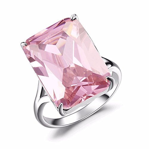 Caperci-Sterling-Silver-Emerald-Cut-Created-Pink-Sapphire-Solitaire-Ring