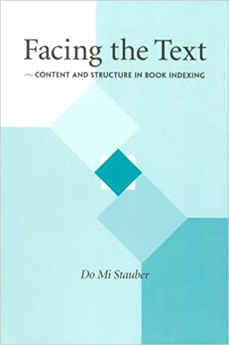 Facing The Text Content And Structure In Book Indexing Do