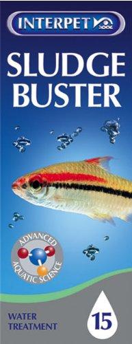 Sludge Buster (Interpet Aquarium Sludge Buster No.15, 100Ml)