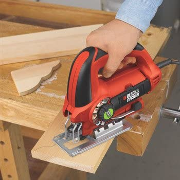 Black Decker JS660VA 5.0 Amp Jig Saw with Smart Select Dial