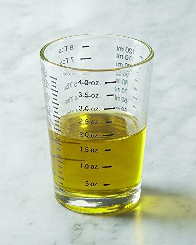 Fox Run 4892 Measuring Glass, 4-Ounce