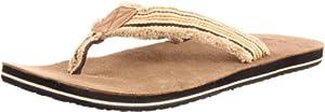 Sanuk Men's Fraid So Flip Flop Sandal from Sanuk