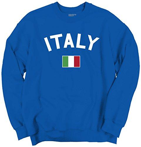 Italian Flag Sweatshirt - 4