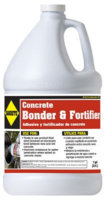 Sakrete Of North America 60205002 Concrete Bonder & Fortifier, 1-Gal. - Quantity 4 by Sakrete Of North America