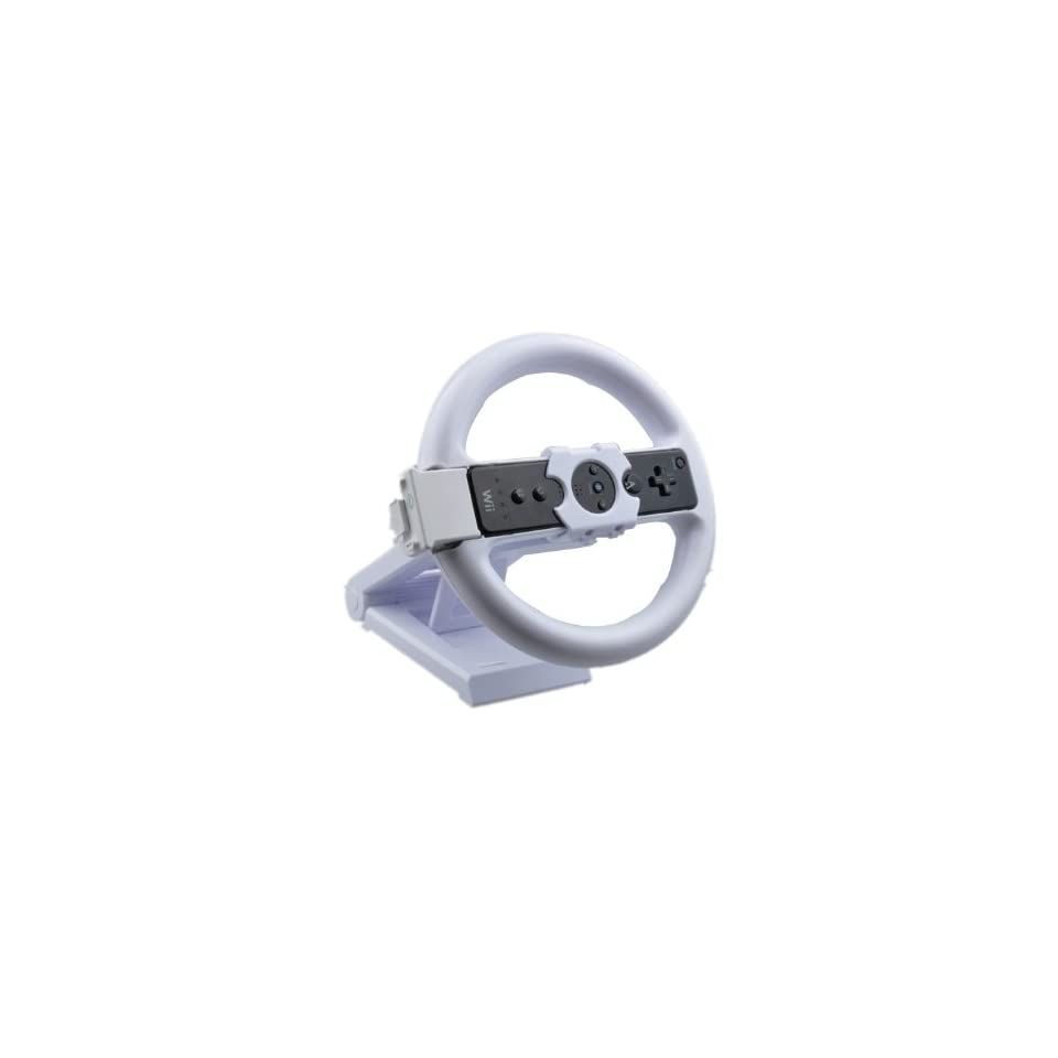 Multi Axis Racing Steering Wheel for Wii/racing Steering Wheel/steering Wheel
