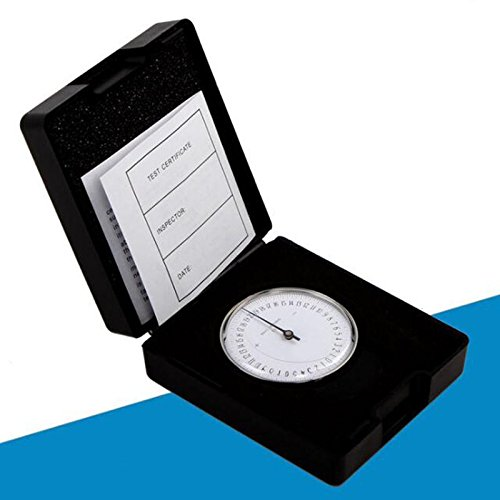 Zinnor Ophthalmic Lens Clock Base Curve Optician Lens Measurement