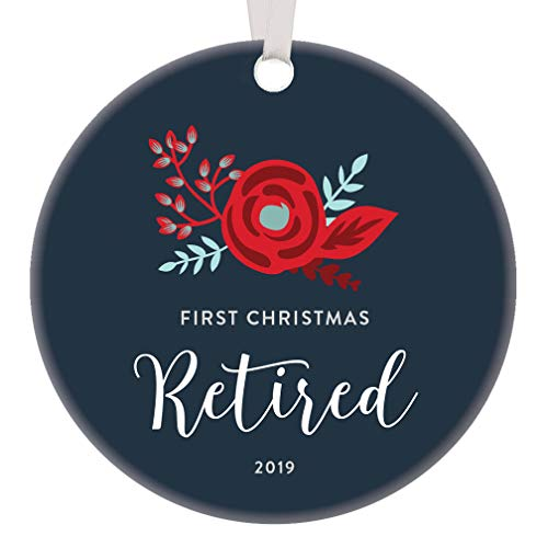 Retirement Collectible Ornament 2019 Gift First...