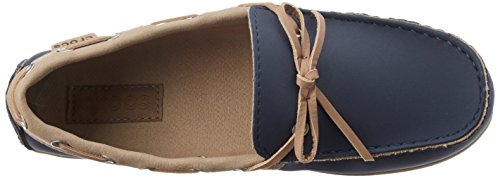 Crocs Womens Colorlite Mocassino Blu Navy / Tumbleweed