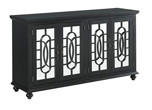 Martin Svensson Home Orleans Small Spaces TV Stand, 2 Door, Mint