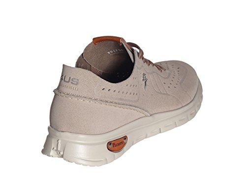 Cesare Paciotti Paciotti 4us Scarpe Sneaker Uomo RRWU2FSMS Suede 93 Sand Primavera Estate 2018