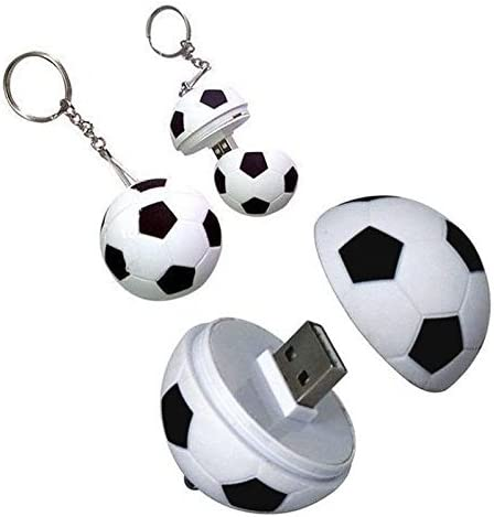 8 GB forma de pelota de balón de fútbol USB de alta velocidad ...