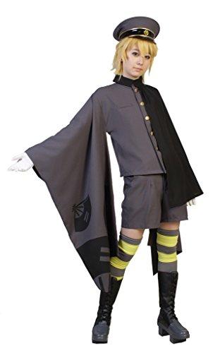 MILICA BOOKS Vocaloid Senbonzakura Kagamine Len Cosplay Costume (Small)