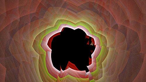 Laminated Poster Black Hole Illustrations Print