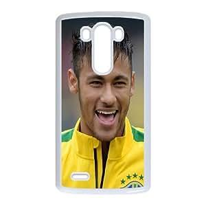 Life margin Neymar da Silva Santos J¨²nior phone Case For LG G3 G99KH2032