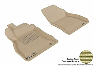 3D MAXpider Front Row Custom Fit All-Weather Floor Mat for Select Nissan Juke Models - Kagu Rubber (Tan) (B00NITCNK0) | Amazon price tracker / tracking, Amazon price history charts, Amazon price watches, Amazon price drop alerts