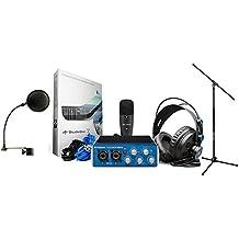 PreSonus AudioBox Studio Vocalist Bundle - Basic Package