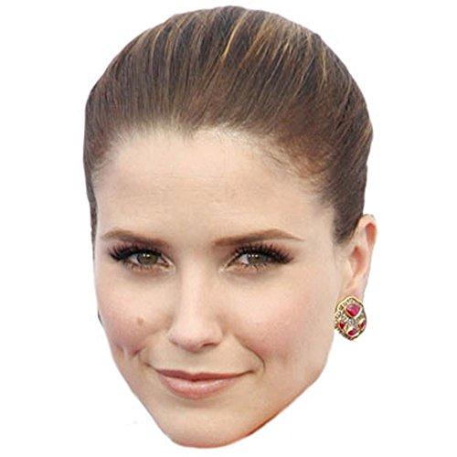 Sophia Bush Celebrity Mask, Card Face and Fancy Dress - Who Bush Sophia Is