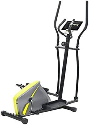 vidaXL Bicicleta Elíptica con Masa de Rotación Máquina Fitness Entrenamiento: Amazon.es: Deportes y aire libre
