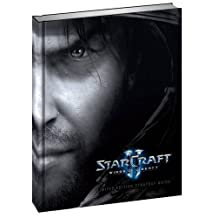 Starcraft II: Wings of Liberty Limited Edition Strategy Guide