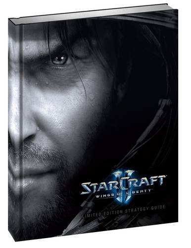 Starcraft II Limited Edition Strategy Guide (Starcraft Ii Heart Of The Swarm Collectors Edition)