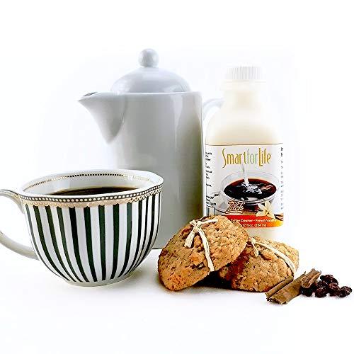 (SFL Zilch Creamer Zero Calorie Coffee Creamer Guilt Free No Sugar Sweetener )