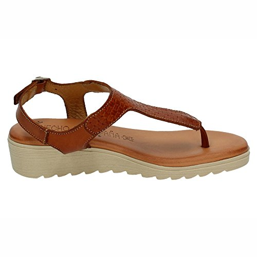 Sandales Made In 106 Spain Femme Cuir pxtSxg