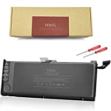 A1309 Battery For Apple MacBook Pro 17 inchs A1297 (2009 Version Early 2009 Mid-2009 Mid-2010) Laptop Replacement Battery, fit Macbook Pro MC226/A MC226CH/A MC226J/A MC226LL/A MC226TA/A MC226ZP/A