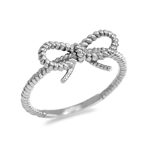 Silver Twisted Ribbon - 3