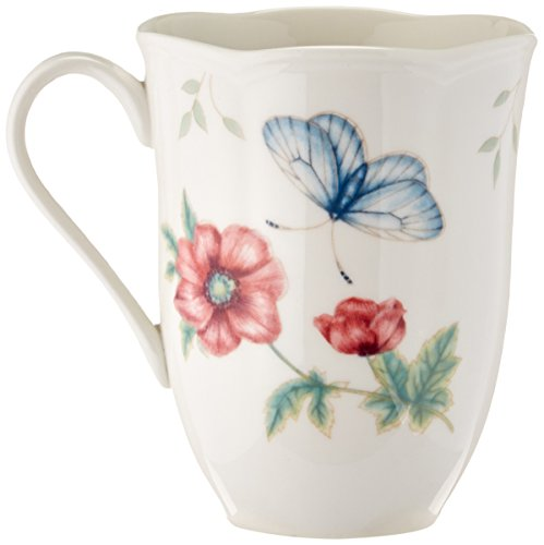 091709499707 - Lenox Butterfly Meadow 18-Piece Dinnerware Set, Service for 6 carousel main 18