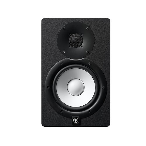 Yamaha HS7 Active Studio Monitors (Pair) with PrimAcoustic Isoplane, Mogami Gold TRS to XLR Male Cables, and Monitor …