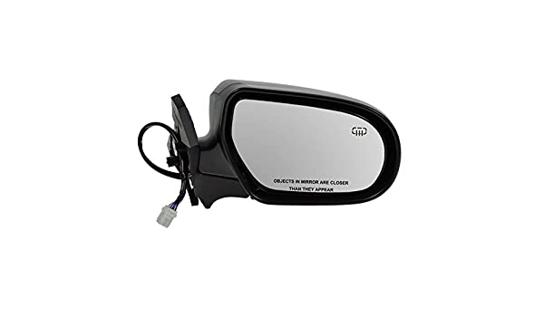 Power Mirror Textured Passenger Side Right RH for 05-09 Subaru Legacy Outback