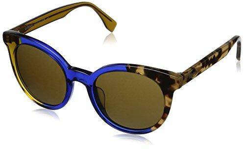 FENDI Sunglasses 0064/S 0MYD Havana - Fendi Online Sale