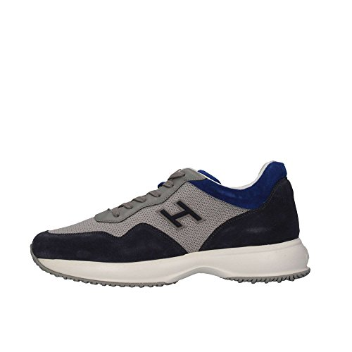 Hogan Junior HXR00N0V311FTZ635J Sneaker Baby Blau