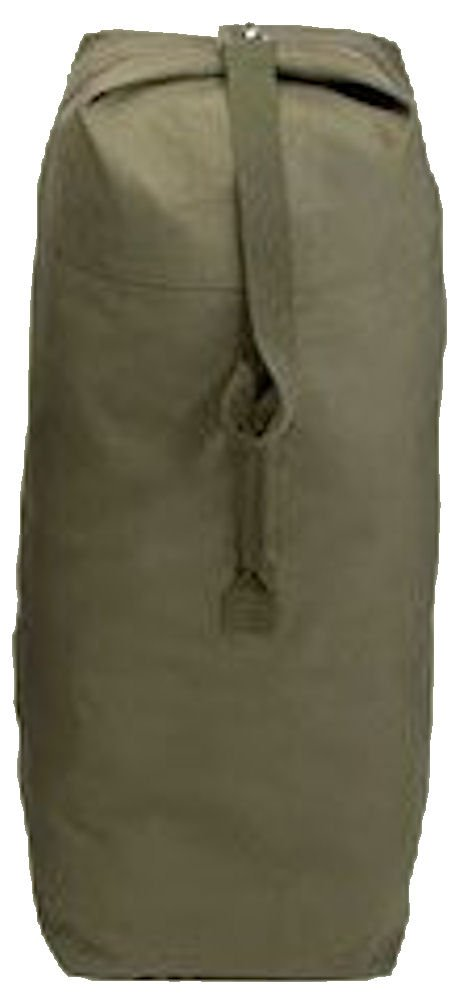3495 OD Top Load Canvas Duffle Bag - 25'' x 42''