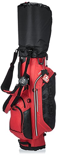 OGIO Cirrus Stand Bag, Fiery Red