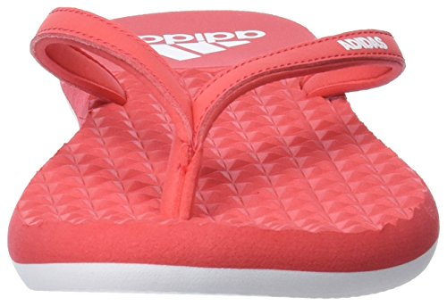 Coral Tongs White Adidas 0 real real footwear Eezay Coral Soft Femme Multicolore 11q8vfx