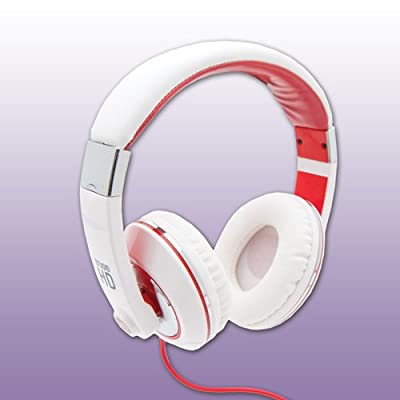 Studio HD D.J. Headphones White Color