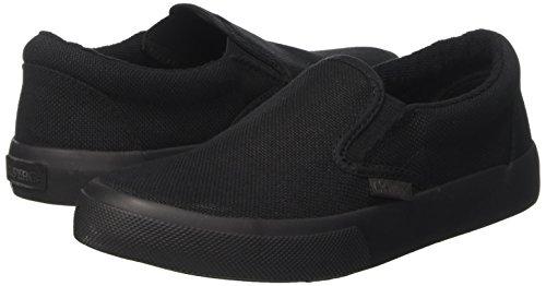 Superga Unisex total Negro Adulto cotu Black 997 Mocasines 2311 BRx4Bnr