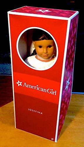 American Girl Josefina Doll and Paperback Book
