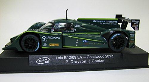 (Slot.it Lola B12/69 EV- Goodwood 2013 1:32 Performance Slot Car)