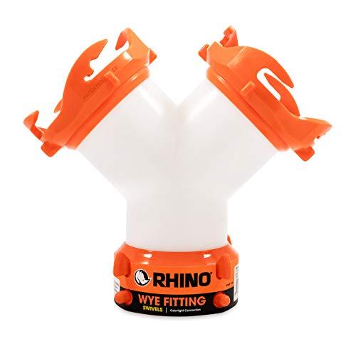 Camco 39812 RhinoFLEX Swivel WYE Fitting