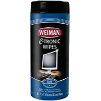 Weiman E-Tronic Wipes 30 Count  Packages (Pack of 4)