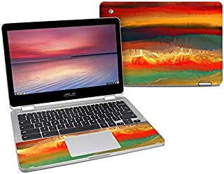 product image for Fervor Protector Skin Sticker Compatible with Asus Chromebook C302 - Ultra Thin Protective Vinyl Decal Wrap Cover