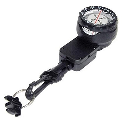 SHERWOOD SCUBA Retractable Scuba Diving Compass Ready for BCD Installation