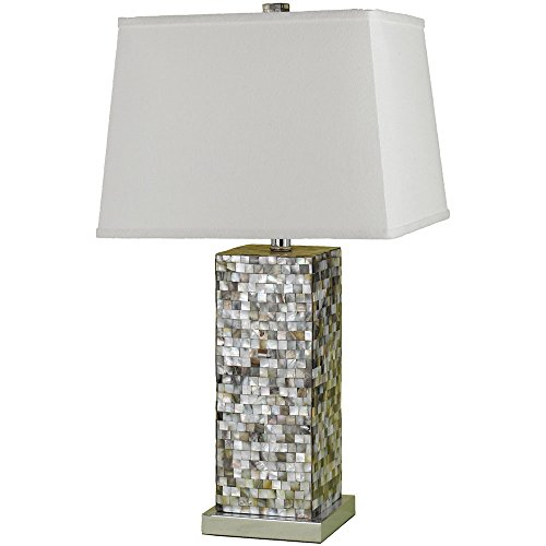 AF Lighting 6671-TL Sahara Mosaic Table Lamp (Tl Candice Olson Collection)