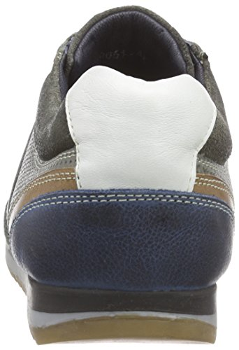 Grau 641098 Sneakers Manitu Herren Grau nHg8wnx1