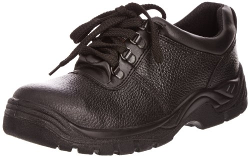 Dickies, Scarpe antinfortunistiche uomo Nero nero 35.5, Nero (nero), 5 UK