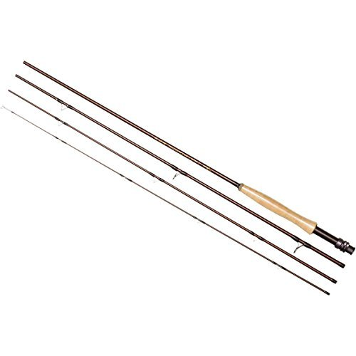 TFO Mangrove Series Fly Rod - 4-Piece 5 Weight(Handle A), 9ft